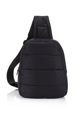 HLT Black Cross body Bag