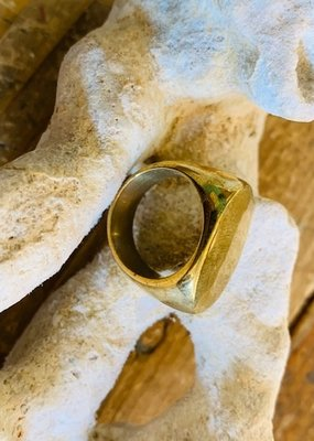 SOKO Oval Signet Ring 7