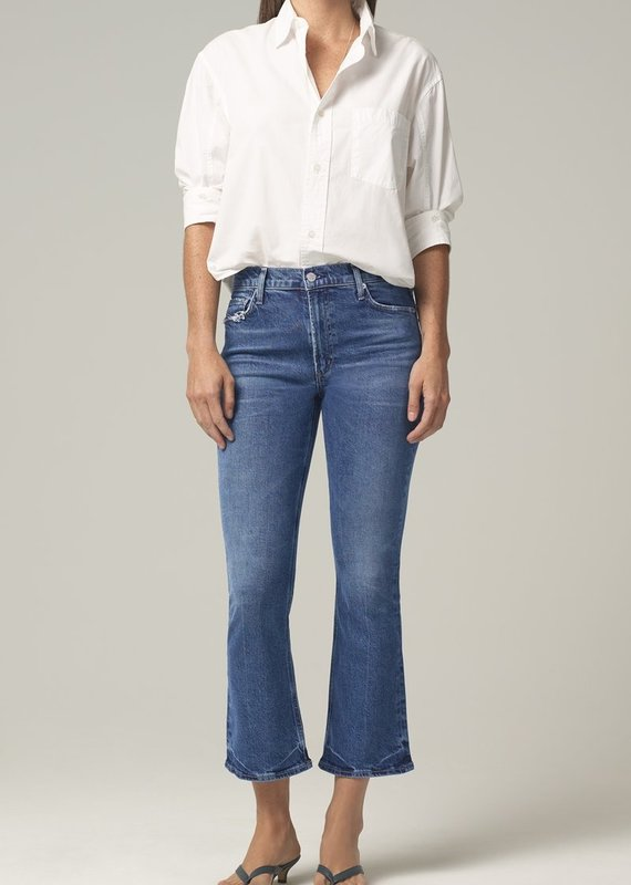 COH Demy Cropped Flare Jean