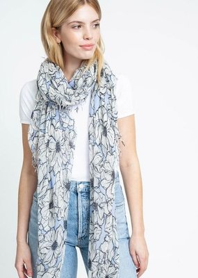 CL BRHSC Cashmere Print Scarves (more colors)