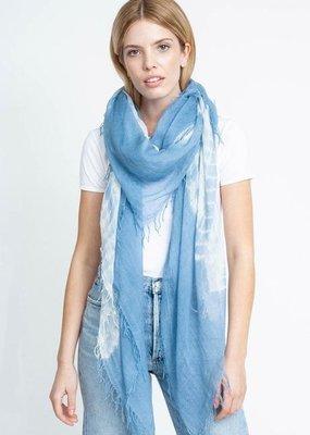CL BRHSC Dip Dye Cashmere/Silk  Scarf