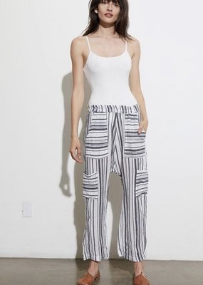 NSF Shailey Paperbag Stripe Pant