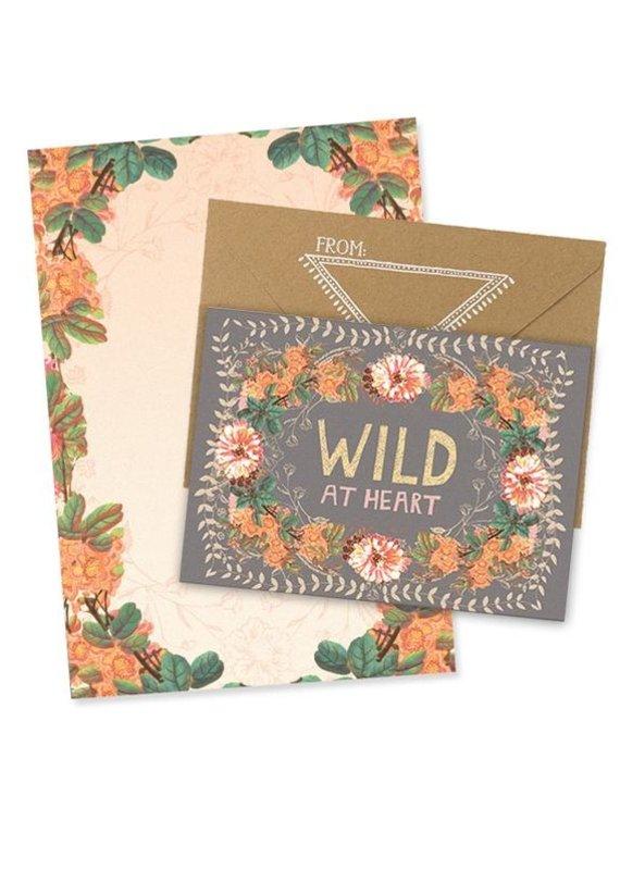 PAPAYA 5x7 Card (more prints)