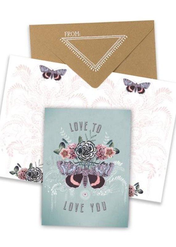 PAPAYA Mini Card (more prints)