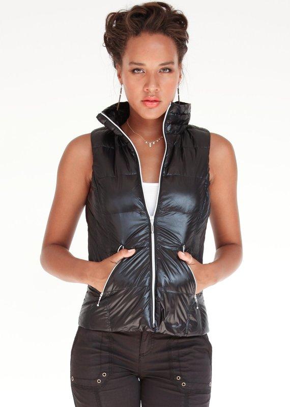 ANORAK 50172CA Down Puffy Short Vest (more colors)