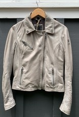 MAURITIUS CHRISTY LEATHER JKT