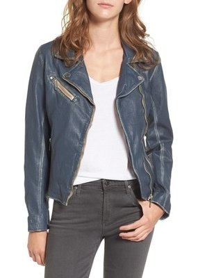 MAURITIUS Sofia Leather Jacket (more colors)