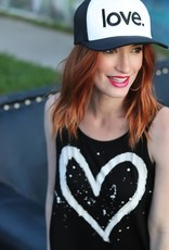 B&V LOVE HAT