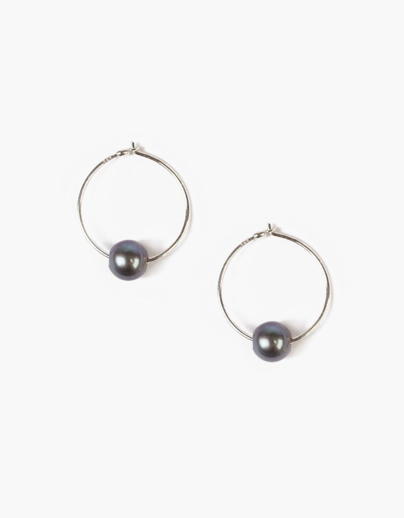 CL ES4855 FW CLTRD PRLS EARRINGS