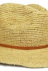 Crochet Continental hat for women