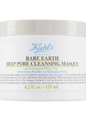 KIEHLS 808625 Rare Earth Pore Cleansing Masque
