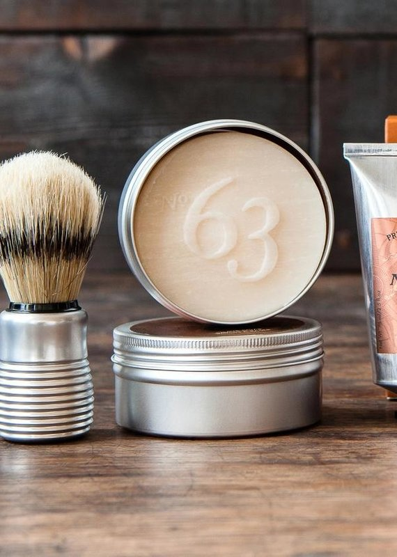 European Soaps No. 63 Shave Soap