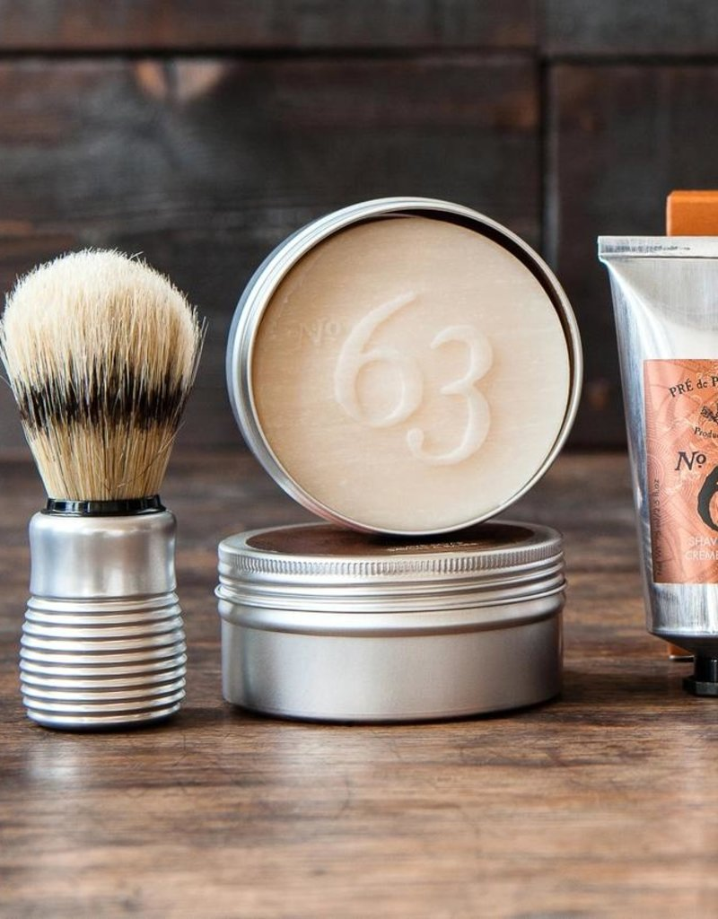 EUROPEAN SOAPS SHAVE SOAP TIN