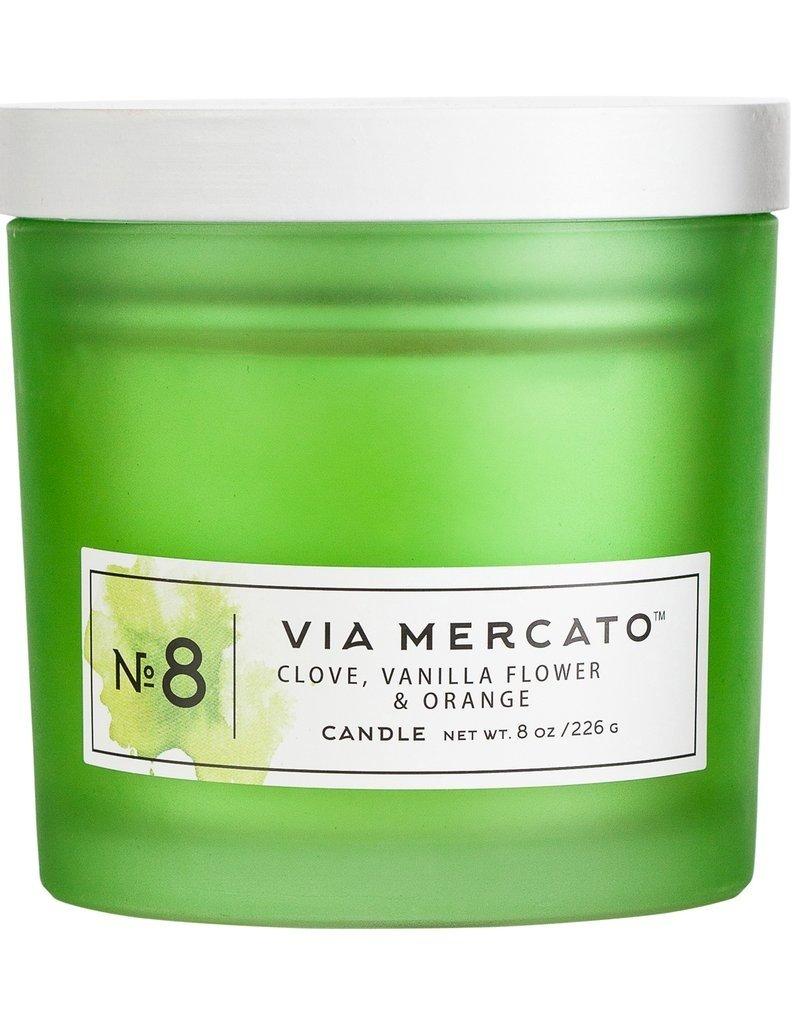 EUROPEAN SOAP VIA MERCATO CNDL 8OZ