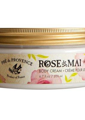 European Soap Rose De Mai Body Cream