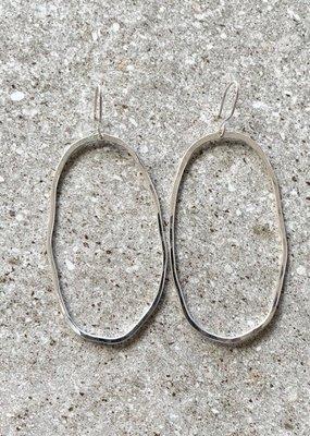 FTBM Sterling Silver Kenya Earrings