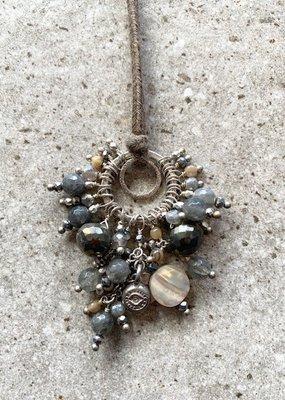 CL Labradorite Mix Necklace
