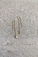 ILD DESD2815 DRIFT SPIKE EARRINGS
