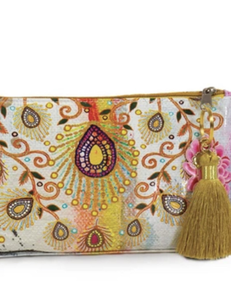 PAPAYA SMALL CLUTCH