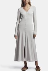 JP RIBBED CARDIGAN DRESS