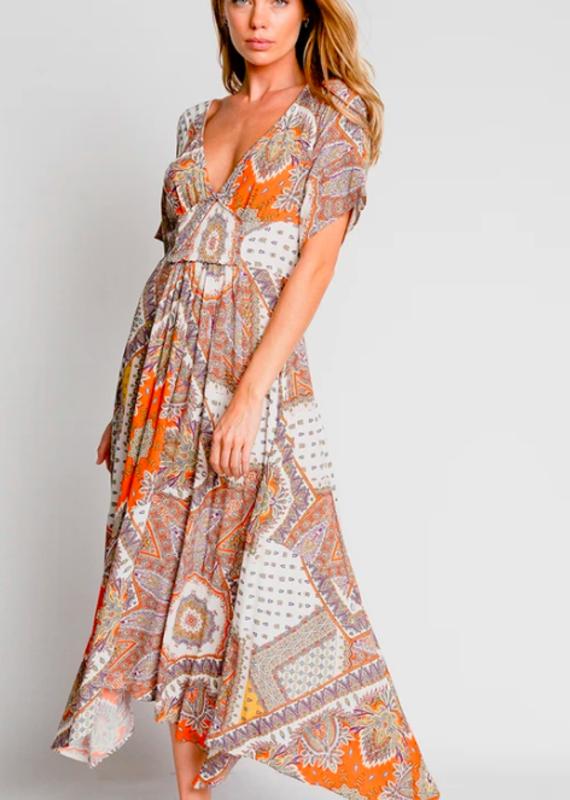 MONTE SERAFINI DRESS (More Colors)