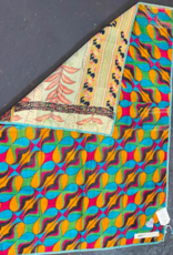 BY THE SEA SMALL KANTHA QUILT
