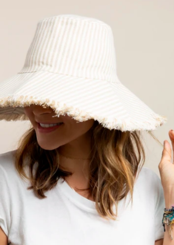 HA  CANVAS HAT (More Colors)