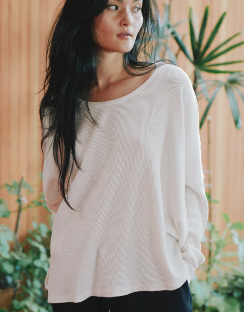 NSF MONTY THERMAL SLOUCHY PULLOVER