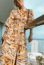LTL CHAKKA HONEY SHIRT DRESS