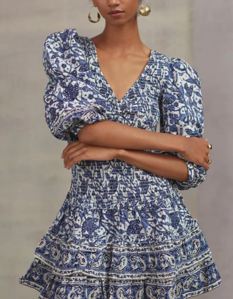 LTL MABEL BLUE  DRESS