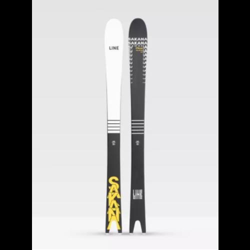 Line 2022 Line Sakana Skis