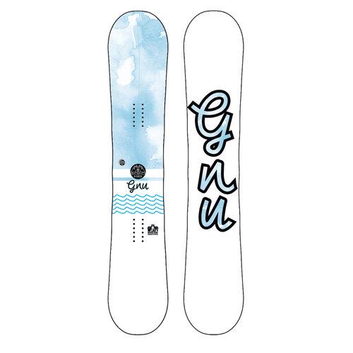 GNU 2022 GNU B Nice Snowboard