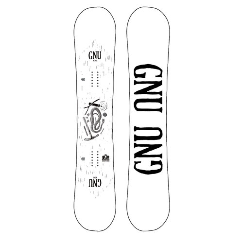 GNU 2022 GNU RCC3 Snowboard