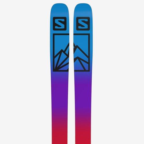 Salomon 2022 Salomon QST Blank Skis