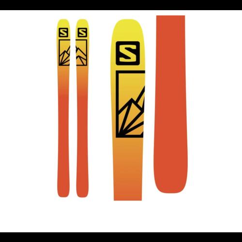 Salomon 2022 Salomon QST 106 Skis