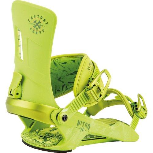 Nitro 2022 Nitro Rambler Snowboard Bindings