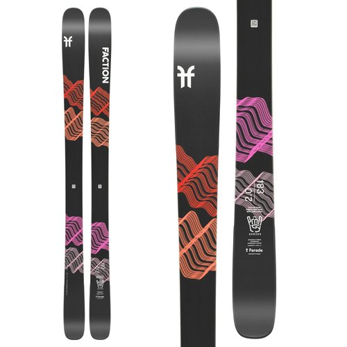 Faction 2022 Faction Prodigy 2.0 Skis