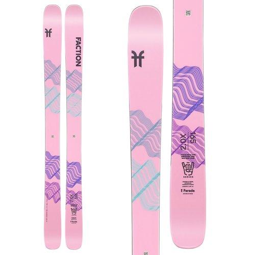 Faction 2022 Faction Prodigy 2.0X Skis