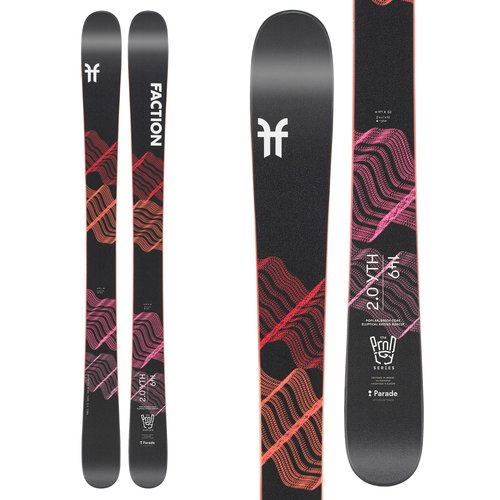 Faction 2022 Faction Prodigy 2.0 YTH Skis