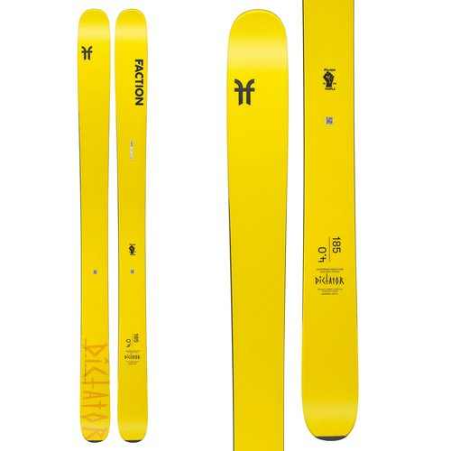 Faction 2022 Faction Dictator 4.0 Skis