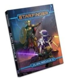 Starfinder RPG: Alien Archive 3 Hardcover