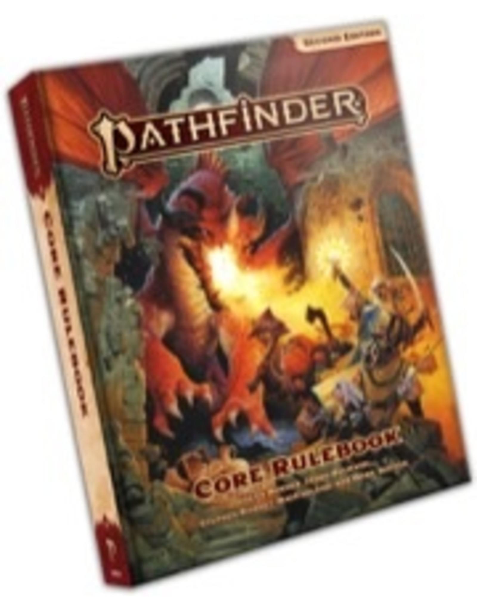 Pathfinder: Core Rulebook Second Edition