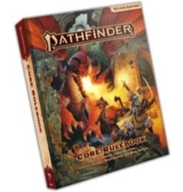 Pathfinder: Core Rulebook Second Edition