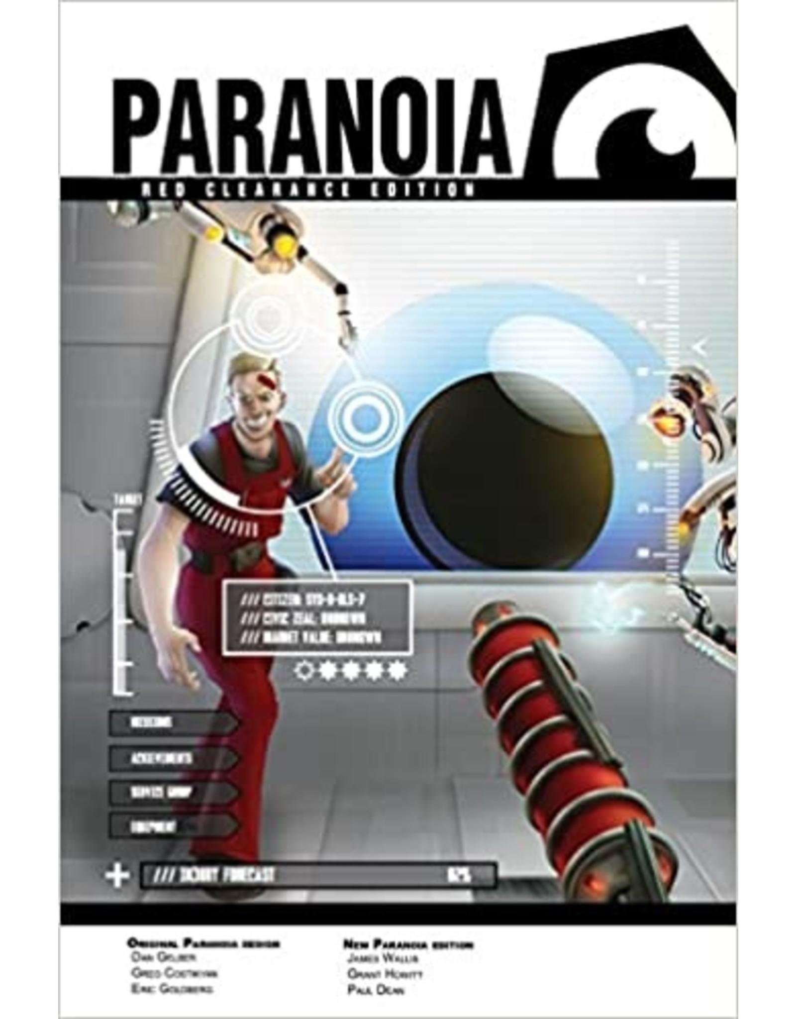Paranoia RPG: Core Starter Set