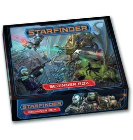 Starfinder RPG: Beginner Box