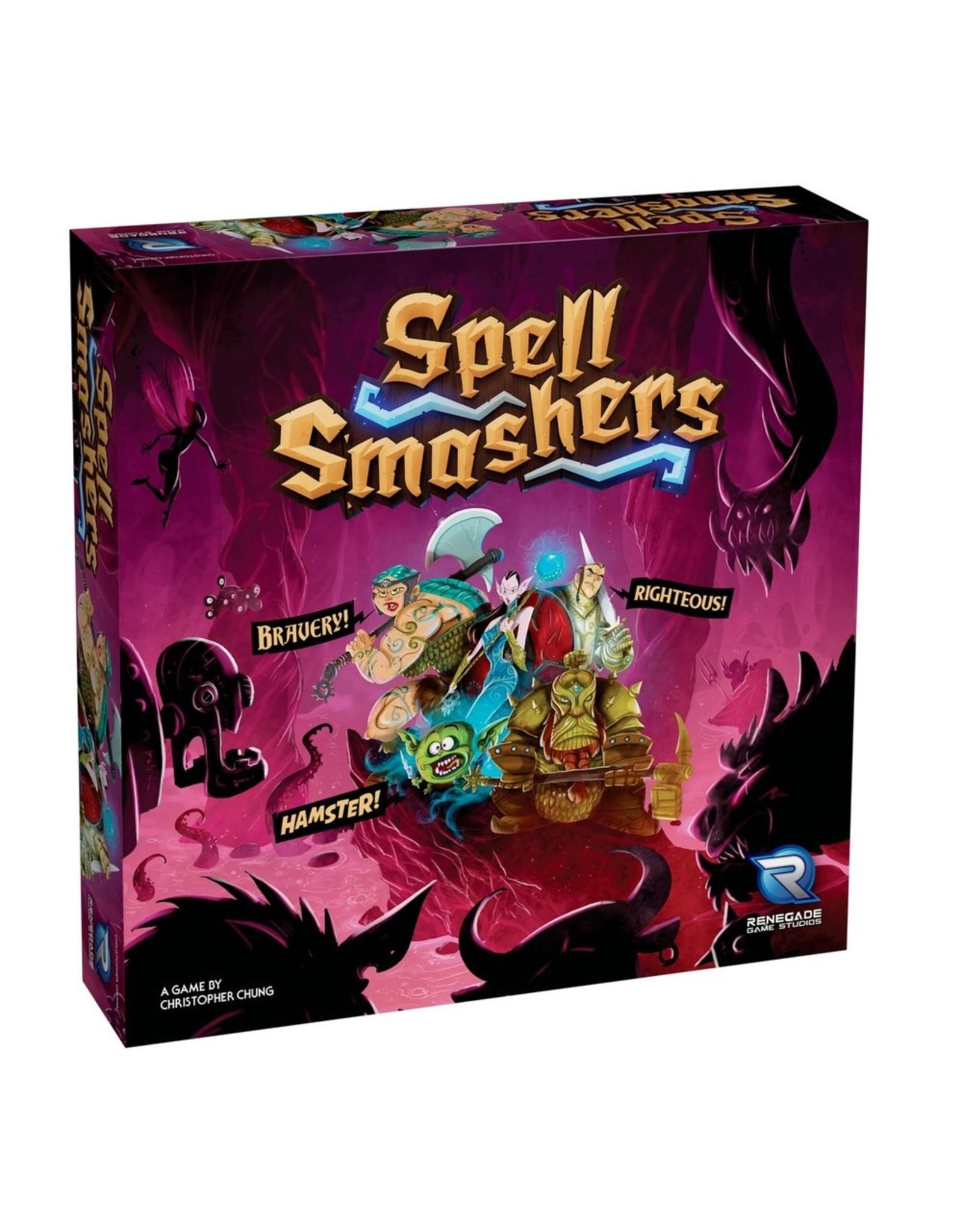 Spell Smashers