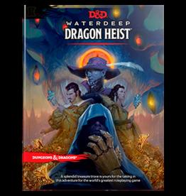 Dungeons and Dragons RPG: Waterdeep - Dragon Heist