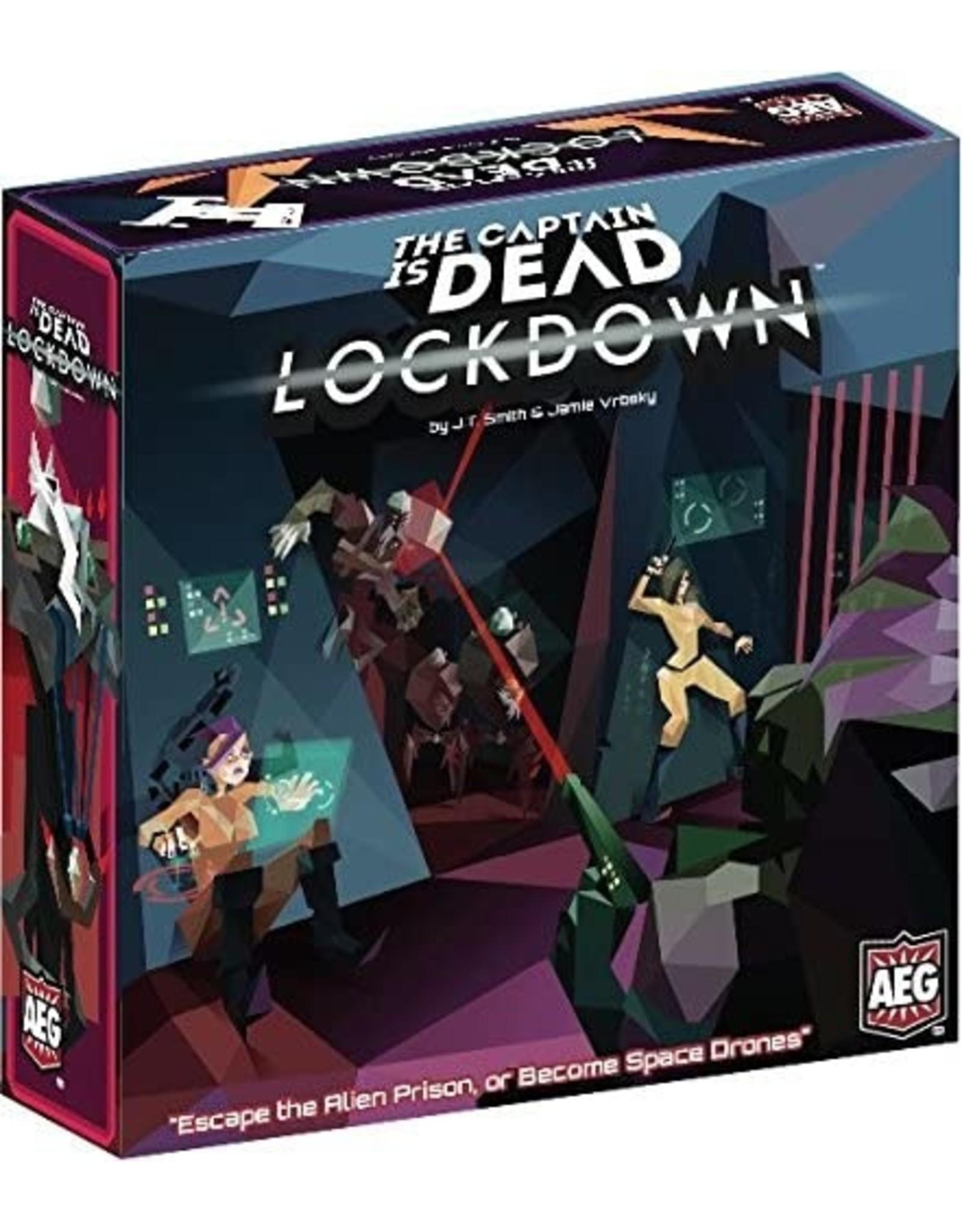 The Captain is Dead: Lockdown