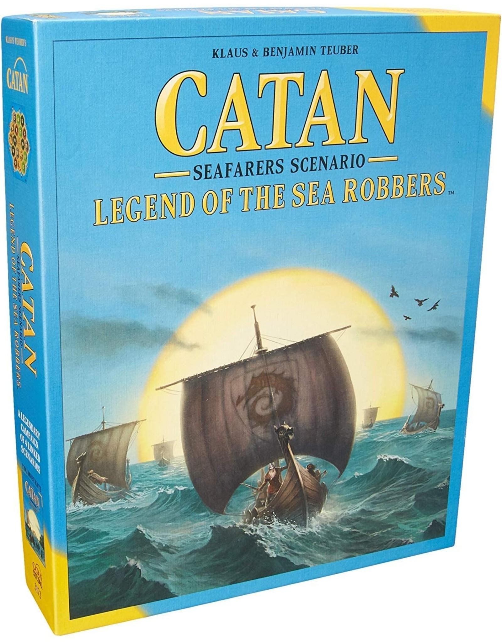 Catan Sea Robbers