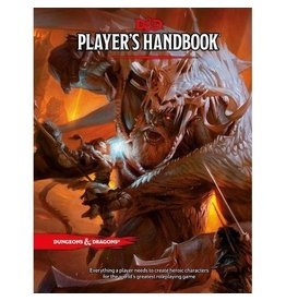 Dungeons and Dragons: Player's Handbook